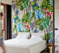 Gestaltung Schlafzimmer - 20 Beispiele, wie Sie ein exotisches ...