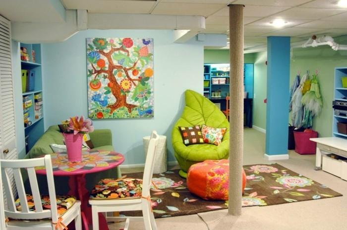 sitzsack kinder sitzmöbel kinderzimmer einrichten