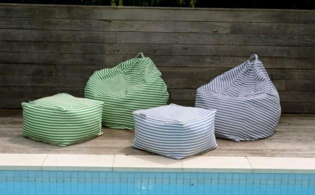 sitzsack-outdoor-schwimmbad-design-streifen-farbig