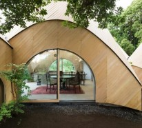 Tipi zelt projekt der besonderen art for Japanische architektur holz