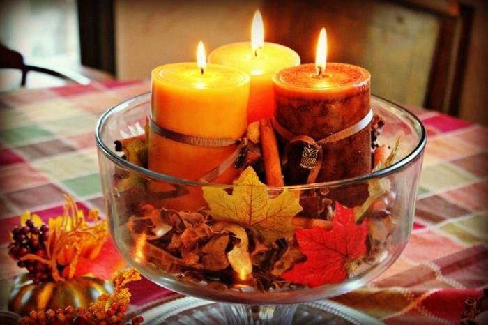 7 herrliche Deko Ideen, die den Herbst willkommen heißen