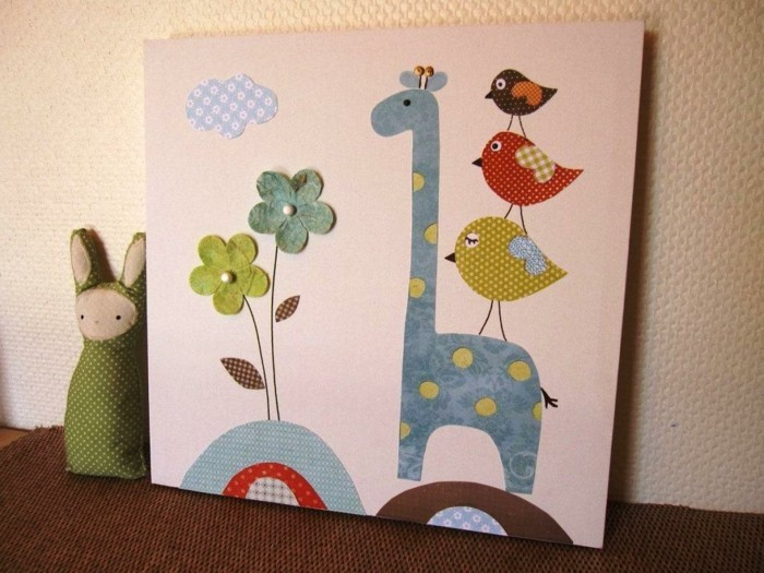 Wandbilder als eine sch ne alternative zum wanddesign - Kinder wandbilder ...
