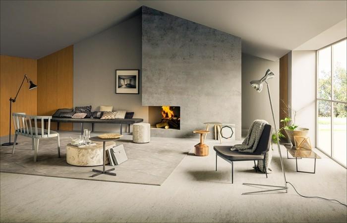 raumdesign ideen wohnzimmer ~ kreative deko-ideen und innenarchitektur, Wohnzimmer design