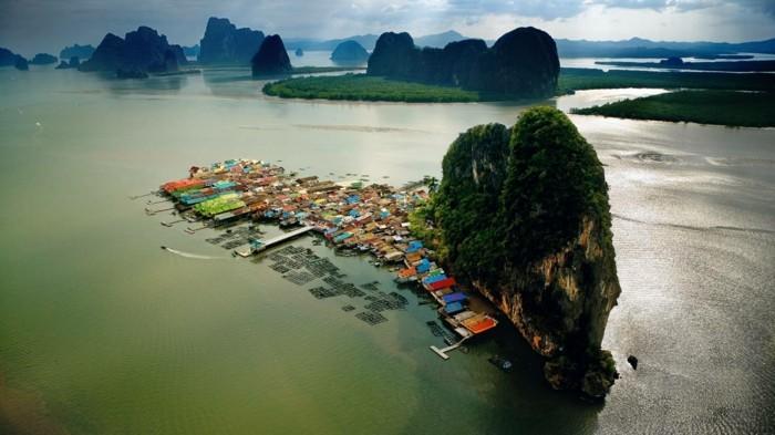 weltreise wektreisen ko panyi thailand