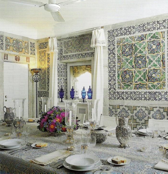 inneneinrichtung ideen im arabischen stil wie sie ein spezifisches interieur schaffen. Black Bedroom Furniture Sets. Home Design Ideas
