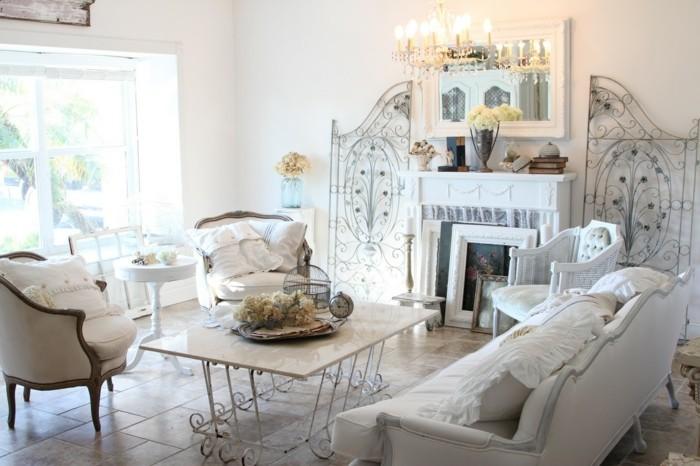 Einrichtungsideen - Vintage, Provence und Shabby Chic im Vergleich