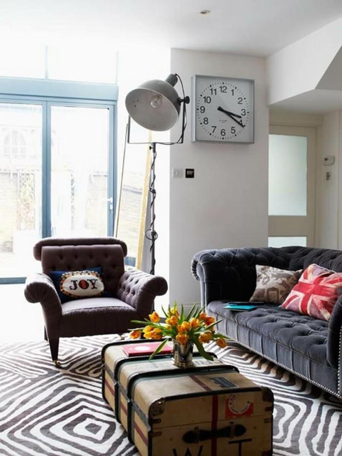 vintage wohnzimmer einrichten – dumss