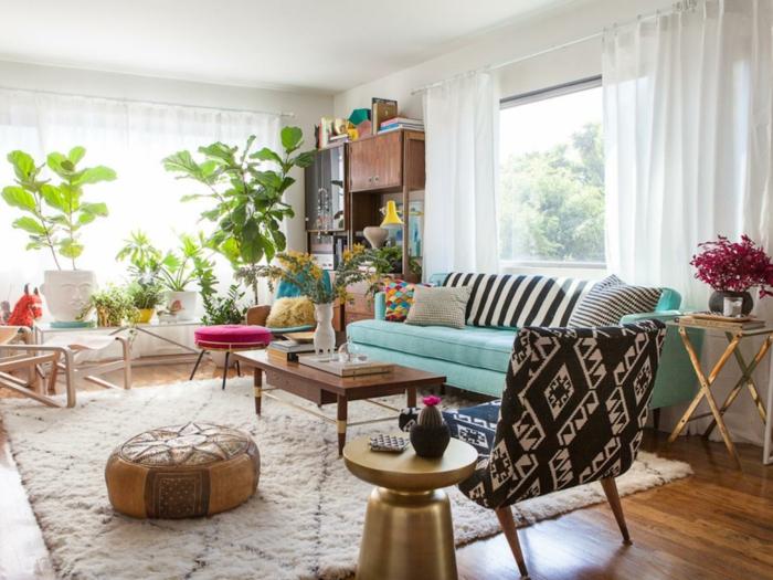 Awesome Pflanzen Dekoration Wohnzimmer Photos - Home Design Ideas ...