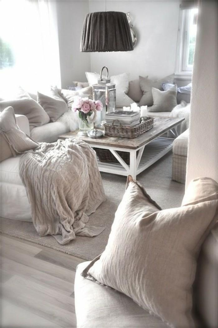 Wohnzimmer Romantischer Stil Dumss