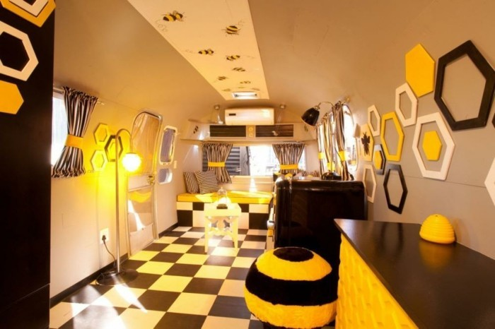 Wohnungseinrichtung - Kombinationen mit Gelb in der ...