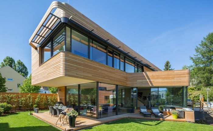 ökohaus bauen nachhaltig leben holzhaus