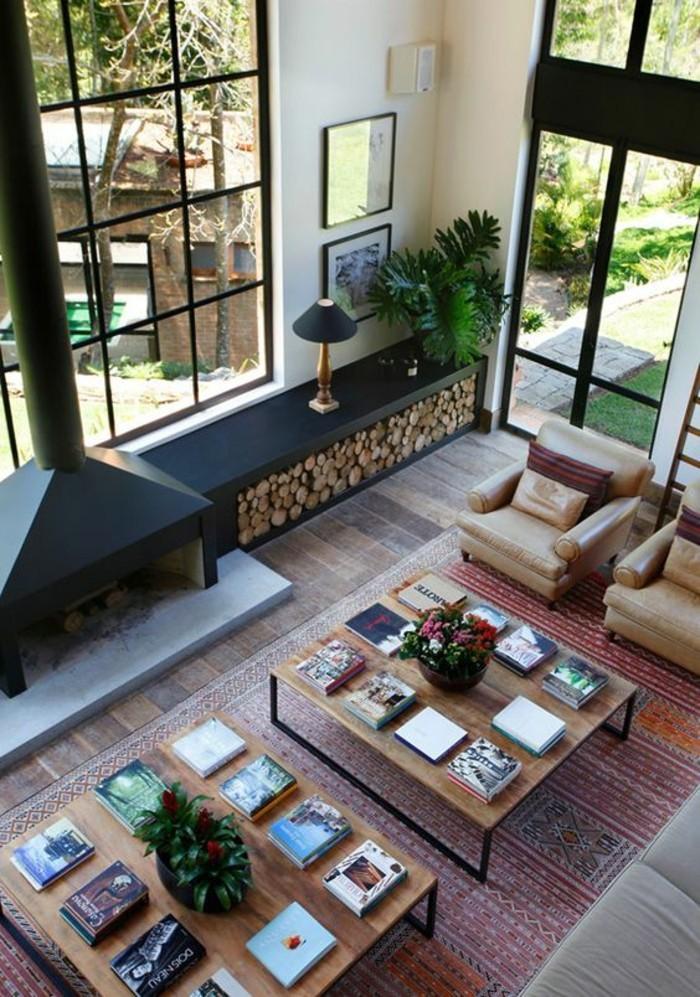 kamin design tipps und ideen f r mehr staufl che. Black Bedroom Furniture Sets. Home Design Ideas