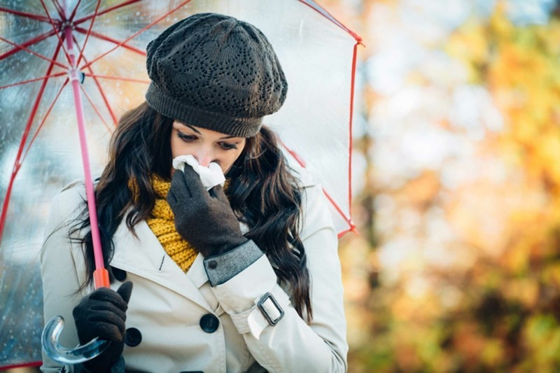 erkältung stoppen und vorbeugen herbst