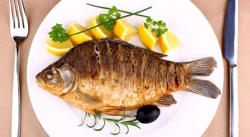 fisch diät gesund abnehmen gesunde ernahrung