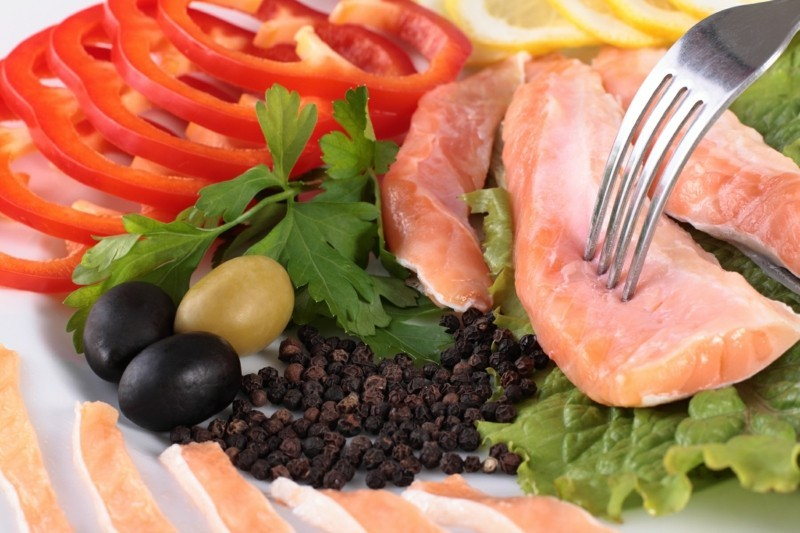fisch diat mediterrane kuche gesunde ernahrung