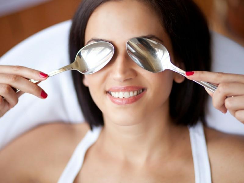 Naturliche Heilmittel Gegen Geschwollene Augen