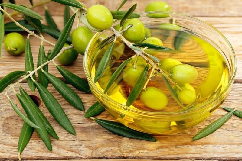 haarausfall mittel hausgemachte haarmaske oliven ol