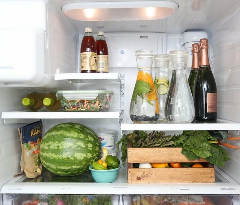 haushalt tipps kühlschrank mehr stauraum und ordnung