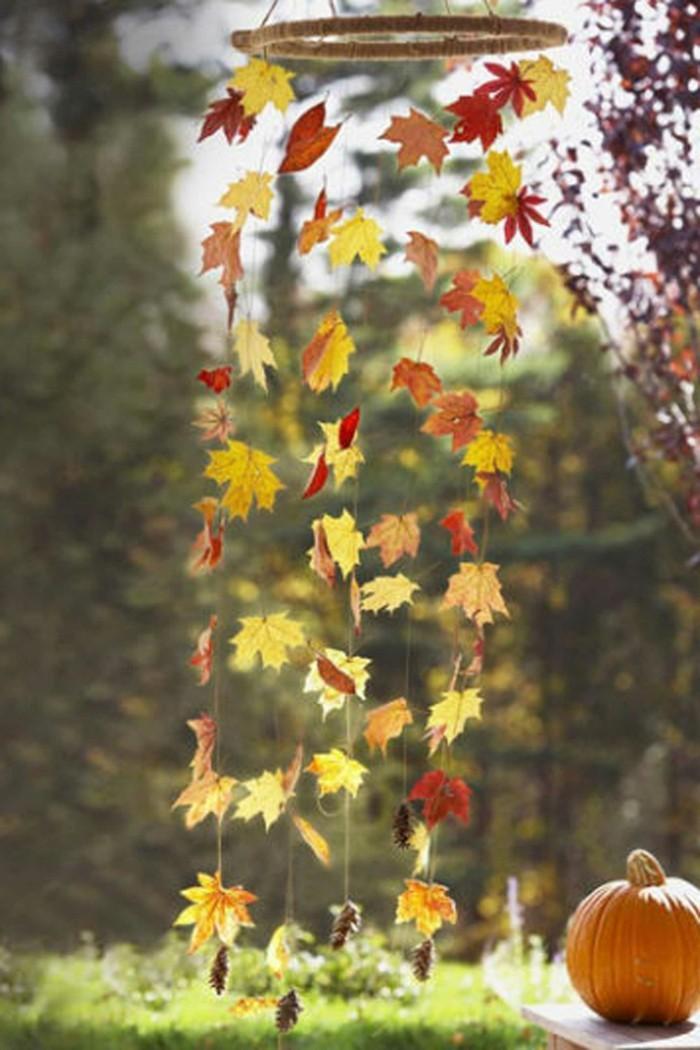 DIY Ideen und Herbst Deko Ideen als ein gestalterischen