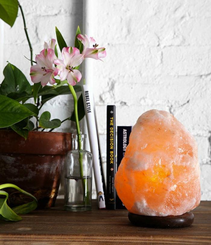 himalaya salz wirkung auch in form von lampen hat das himalaya salz eine sch ne wirkung. Black Bedroom Furniture Sets. Home Design Ideas