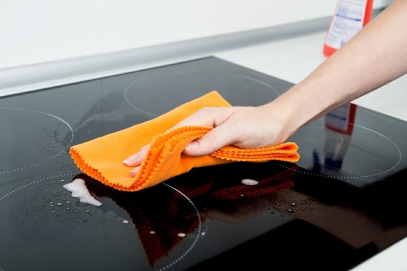 induktionsherd sauber machen nachteile vorteile