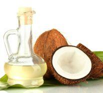 Wirkung vom Kokosöl auf die Haare