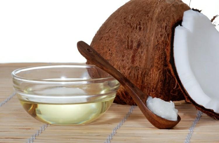kokosfett haare