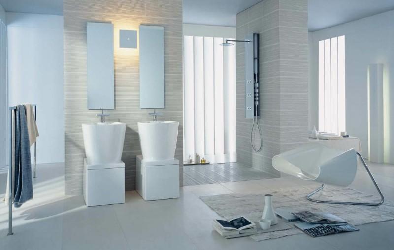 badezimmergestaltung moderne badgestaltung ideen badarmatur sanitar