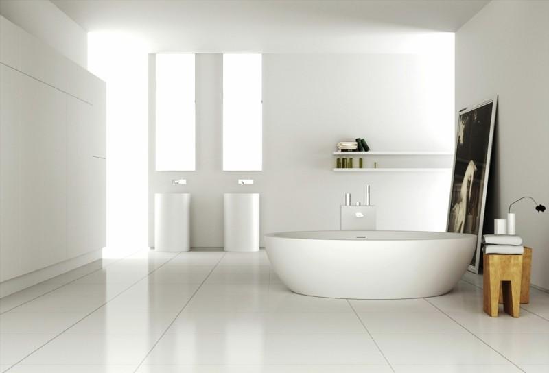 Freistehende Dusche Gebraucht : Badezimmergestaltung: Das moderne Bad bietet Komfort und jede Menge