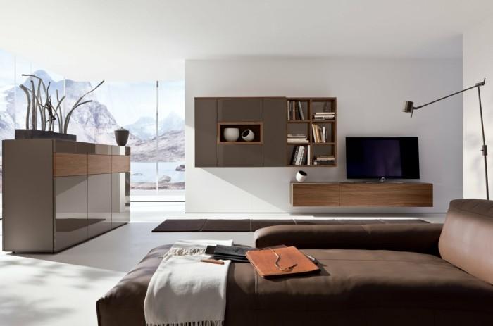 deutsches wohnen moderne wohnung minimalistischer wohnstil