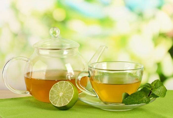 gesunder tee abnehmen tipps gesund tee diät