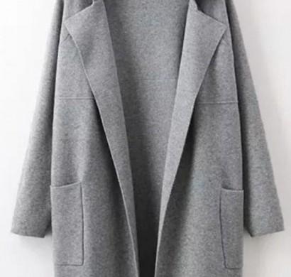 Womit Lässt Sich Ein Grauer Mantel Kombinieren 70 Outfits