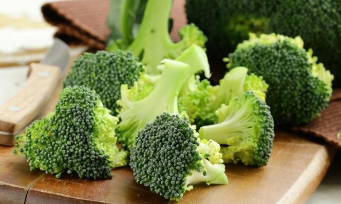 haar pflegen tipps broccoli essen schönes haar genießen