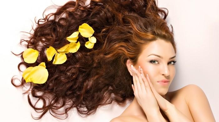 haarpflege öle schöne haare