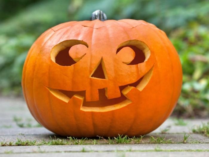 halloween ideen kürbisse dekoideen