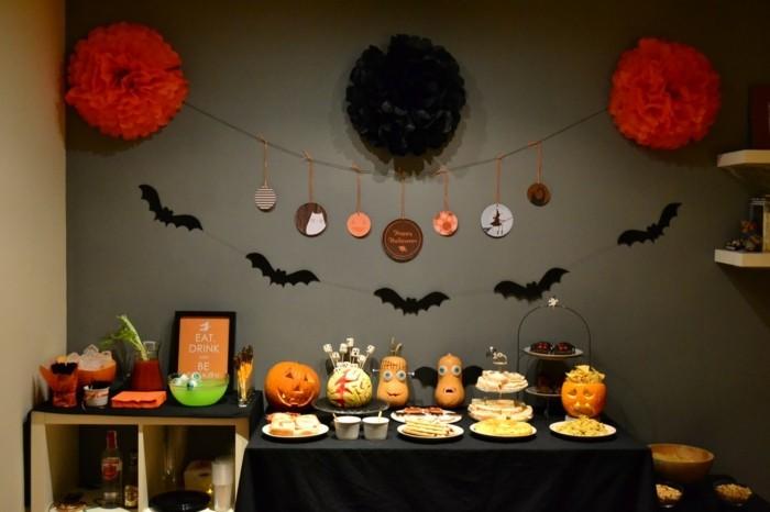 Tolle Ideen Fur Kleine Kuchen : halloween ideen kinder lustige deko ...