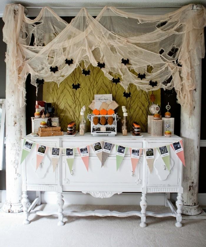 66 tolle halloween party ideen welche gro und klein froh machen. Black Bedroom Furniture Sets. Home Design Ideas