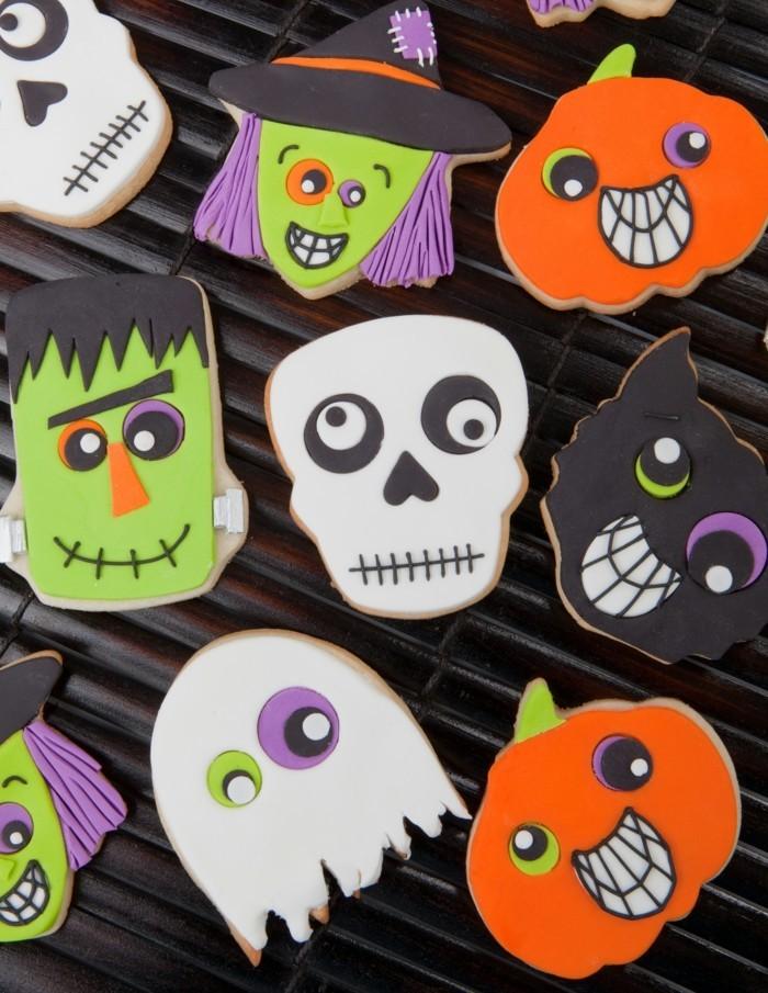 halloween ideen originelle ideen süßigkeiten zubereiten