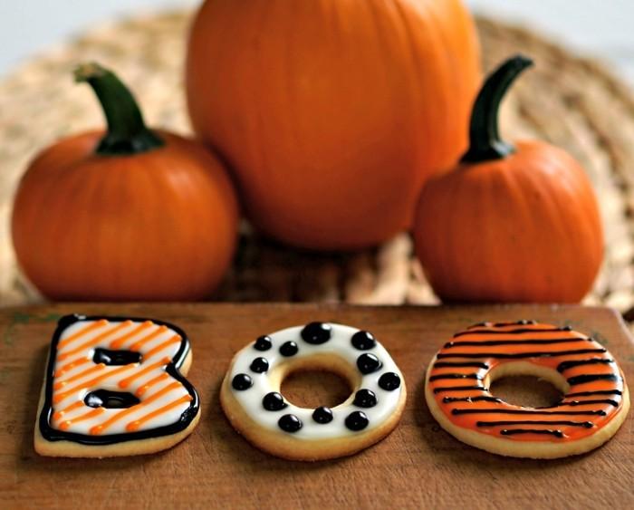 halloween ideen rezepte kürbisse