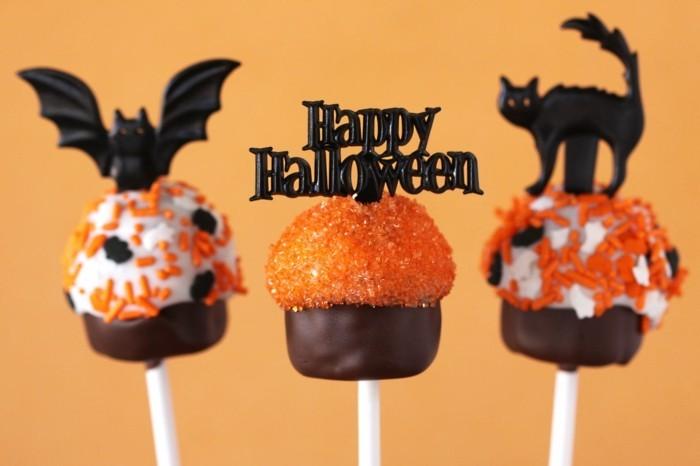 halloween ideen süßigkeiten zubereiten ideen