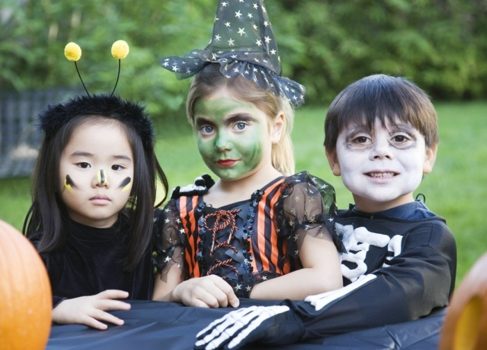 halloween party ideen kinderparty organiseiren spiele