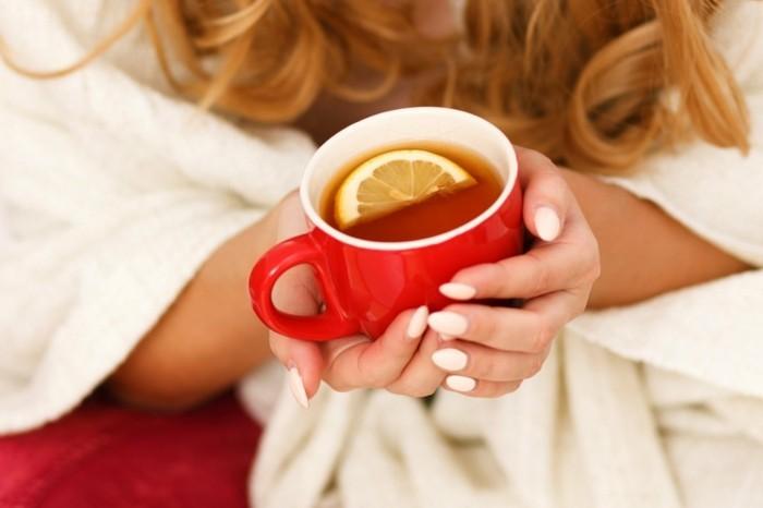 hautpflege tipps handpflege creme hausgemachte masken tee trinken