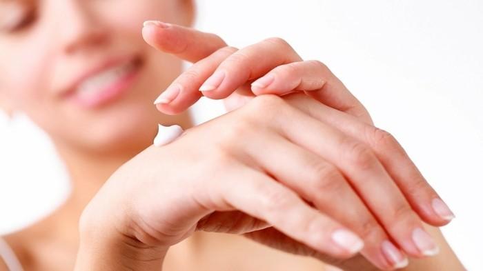 hautpflege tipps handpflege hausgemachte maske creme