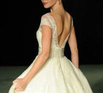 """Hochzeitskleid auswählen – """"Blüten"""" und andere zärtliche Inspirationen für Ihre Hochzeitskleider"""