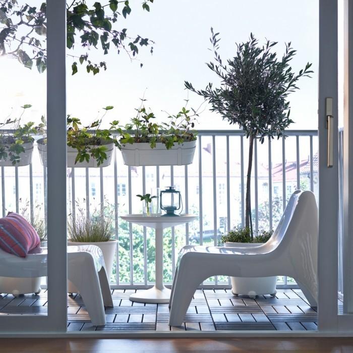 ikea deko ideen wohnideen einrichtungsbeispiele schlafzimmer liegestuhl weis