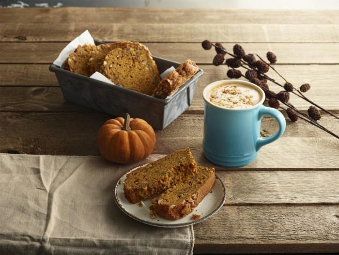 ist kaffee gesund bohnenkaffee espresso bio qualitaet mehrkornbrot kuchen kurbis