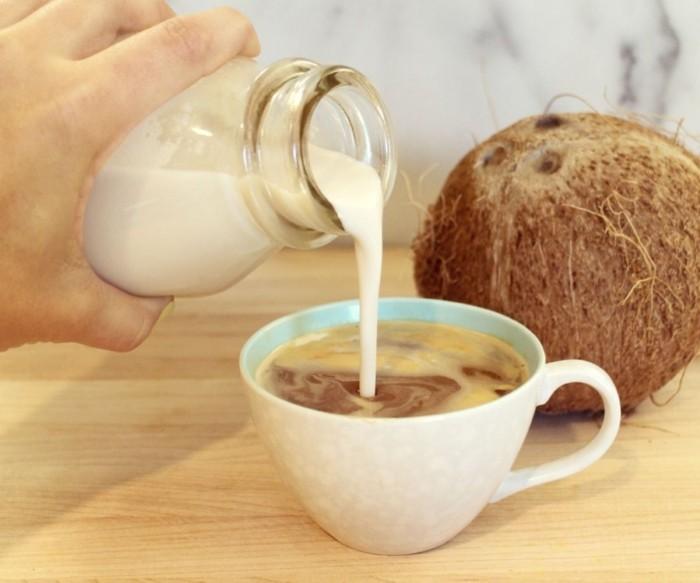 ist kaffee gesund kokosmilch milchkafee kokosnuss