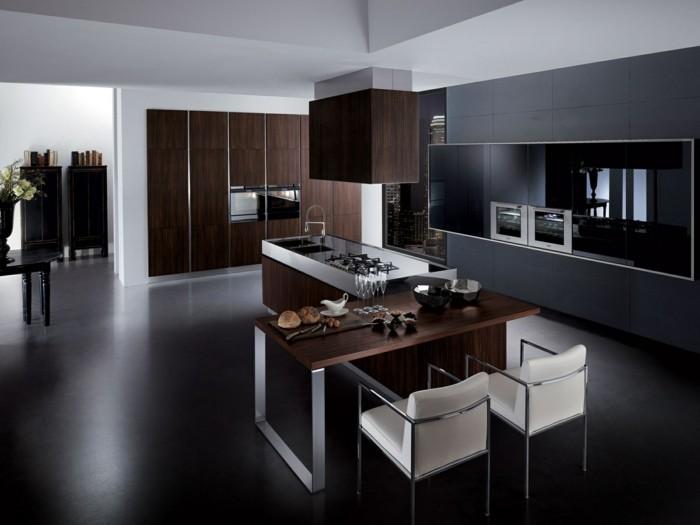 33 Küchengestaltung Ideen nach italienischer Art
