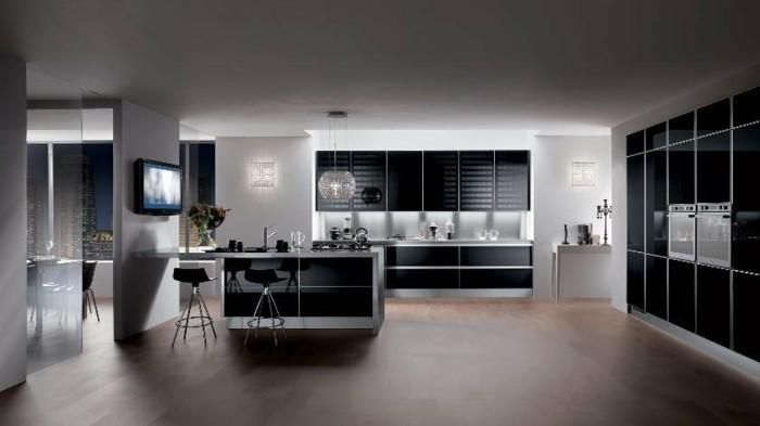 küchengestaltung italienische kuchen moderne einrichtung