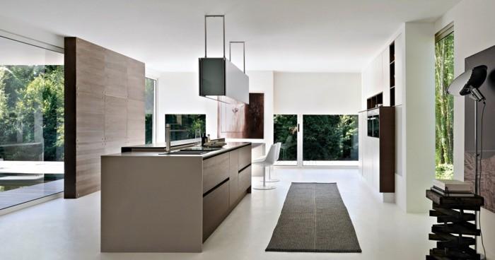 küchengestaltung italienisches kuchendesign pedini moderne kuche kucheninsel